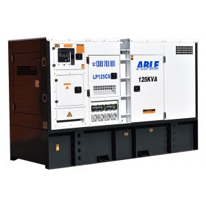 137kVA Diesel Generator 415V 3 Phase Generator