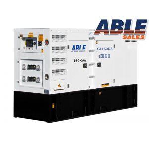 160kVA Diesel Generator 415V