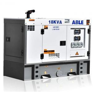 18kVA Diesel Generator 240V Single Phase