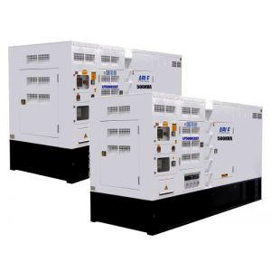 1100 kVA Synchronised Generators 415V - Cummins Powered Stamford Alternators