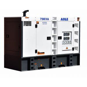 82kVA Diesel Generator 415V Cummins Powered
