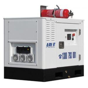 7kVA 240V Mine Spec Super Silent Diesel Generator