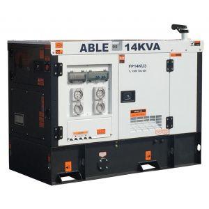 14kVA Diesel Generator Kubota Powered Generator with Leroy Somer Alternator