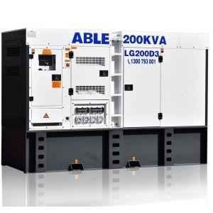 200kVA Diesel Generator 415V