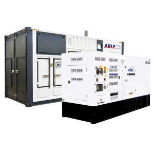 1375kVA Synchronised  Generators