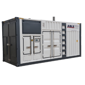 1100kVA Containerized Diesel Generator
